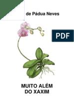 Apostila orquideas João de Pádua Neves