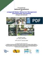 National Symposium Workshop Report