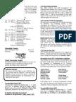 3pg Bulletin May 27, 2012