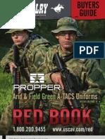 U.S. Cavalry Red Book Buyer's Guide 2012-13