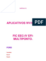 Vw e Ford, Fic Ecc IV
