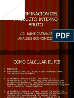 Determinacion Del PIB 4