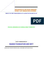 Nandi Lift Irrigation - Impact Study Report