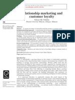 Relationship Marketing Customer Loyalty Mjvp4t