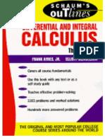Schaum's Calculus -- 490