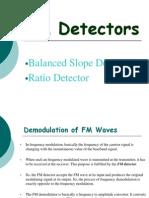 FM Detectors