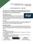 Ford 7.3L 94-03 Diagnostics