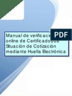 Instrucciones de configuración de Adobe Acrobar Reader para la verificación de documentos PDF firmados electrónicamente