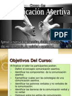 Presentacion de Comunicacion Asertiva