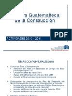 Presentacion FIIC Guatemal