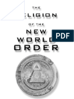 The Religion of the New World Order