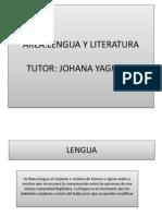 Area Lengua