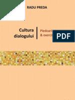 Preda Radu 2009 Cultura Dialogului