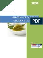 Estudio de Aceite de Oliva