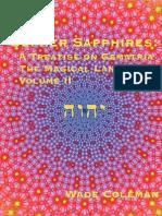 Coleman, Wade - Sepher Sapphires Volume 2 Part 2