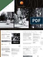 Pinewood 2012 Brochure