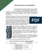 4 Sistemas de información para el MTTO