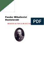 Dostoievski - Nevasta Altuia Si Un Sot Sub Pat