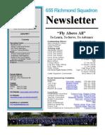 655 Newsletter June 2011