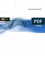 Ansys Fluent Brochure 14.0