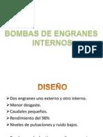 Bombas de Engranes Internos (2)