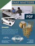 L&M Precision Fabrication - Capabilities Brochure