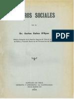 Seguros sociales. (1922)
