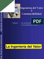 Presentación Ing.de Valor