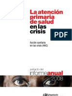 Annual Report 2008 Sp