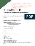 E - Resumen de Formulas