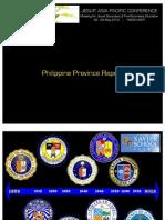 Phil Report 2012