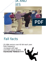 Fall Risk and Physical Therapy