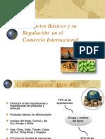 PRODUCTOS BÁSICOS Y SU REGULACIÓN