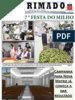Jornal O PRIMADO (páginas de 1 a 5)