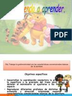 Presentación GRAFOMOTRICIDAD