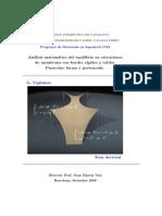 Analisis matemático de la membrana