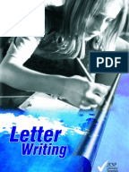 Professional letter writing books