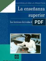 Libro Azul Banco Mundial