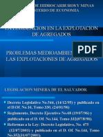 ExposicionUPES_LegislacionMinera