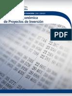 Bf3 Evaluacion Economica de Proyectos de Inversion
