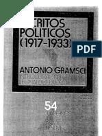 Gramsci Escritos Politicos 1917 1933