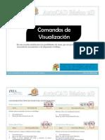 Comandos de Visualizacion y Herramientas Basicas de Dibujo