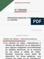 CLASE Manejo de Camara I