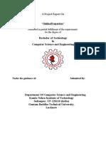 Online Properties Project Report