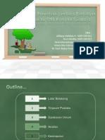 Analisa Lokasi Penentuan Lokasi LBB di Sekitar SMA Komplek Surabaya