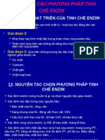 Tinh Che Enzyme