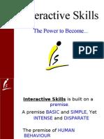 Interactive Skills
