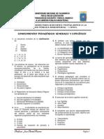 primersimulacroconocimientospedagogicos2011-110425141122-phpapp01