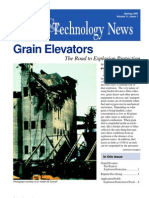 Grain Elevator Explosion Protection