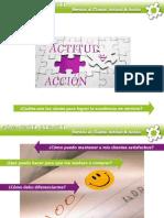 Actitud de Servicio PDF Juanita